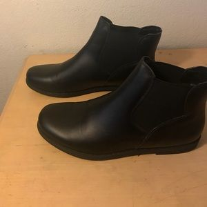 Brand New ASOS Black Ankle Boots